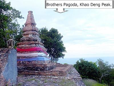 Brothers Pagoda, Khao Deng Peak