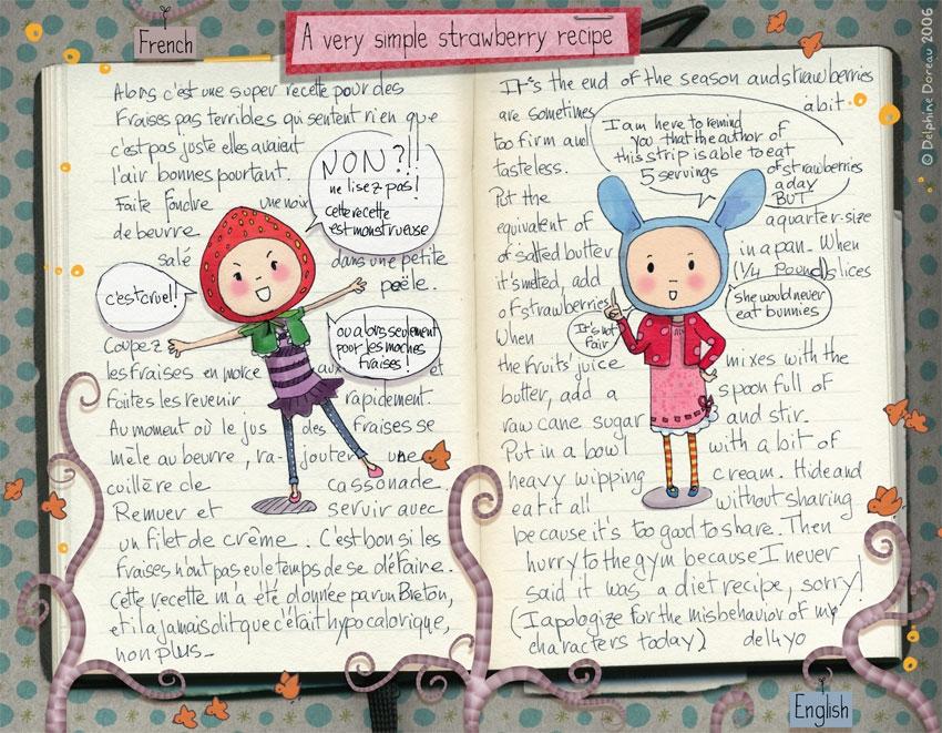 Sổ nhật kí luôn ẩn chứa những điều thầm kín nhất