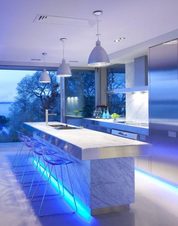 Contemporary Kitchen Design For Kitchen Decoration