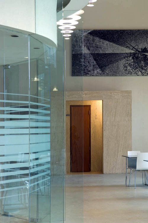Facebook corporate office corporate offices headquarters for Commercial interior doors