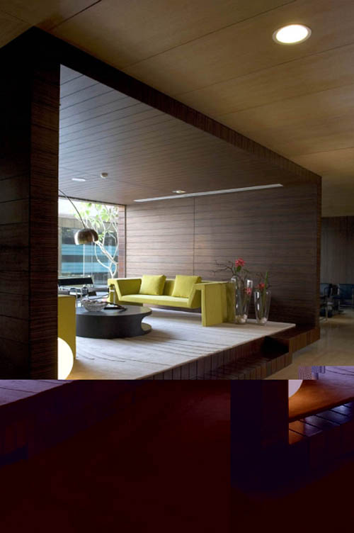 Architectural dreams modern jindal corporate office for Corporate office design