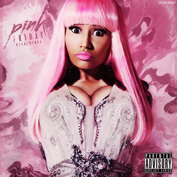 nicki minaj 2011 album. nicki minaj pink friday album.