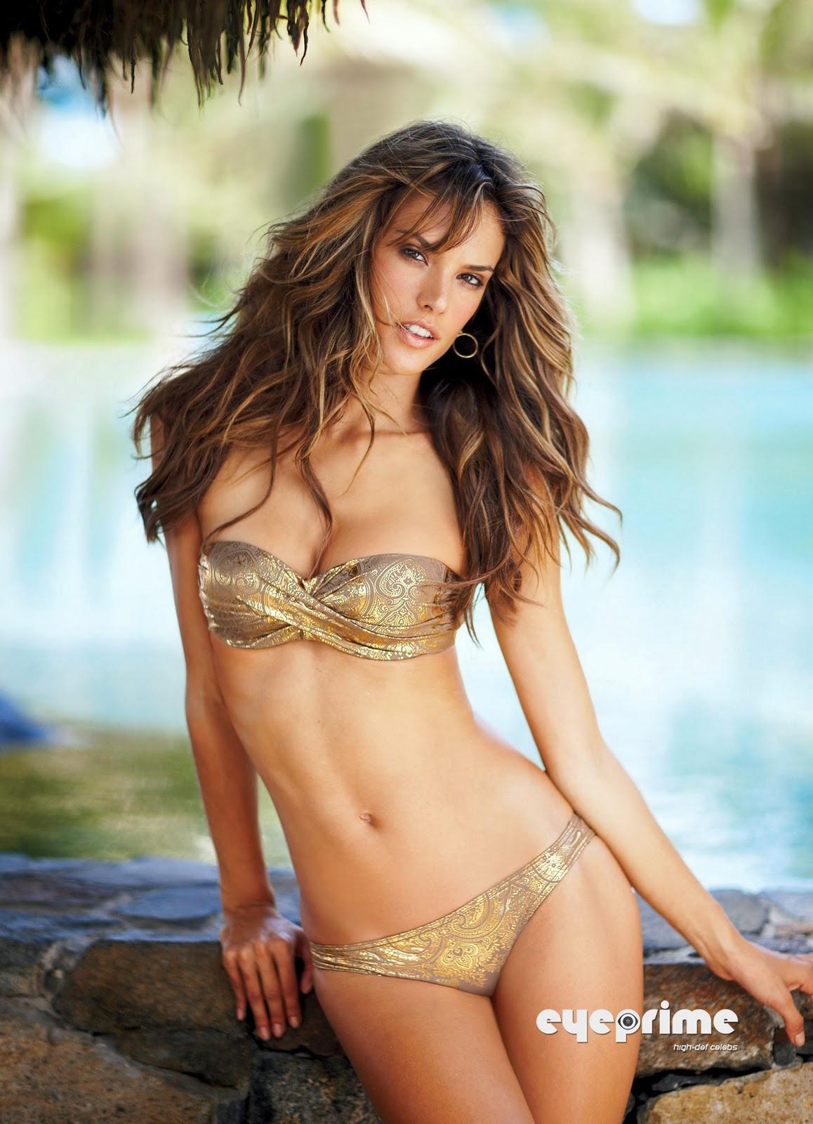 Victoria Secret Swimwear Catalogue 2010 Models