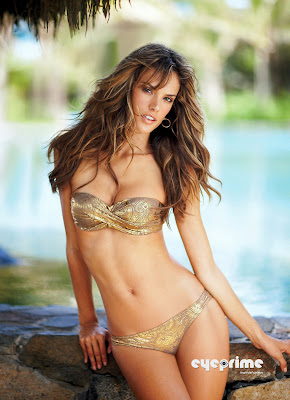 Victoria's Secret models in bikini - Hot phics