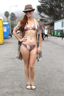 Sexy HOT BIKINI MODEL Phoebe Price