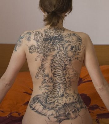 cool design tattoos. Cool Dragon Tattoo Design with