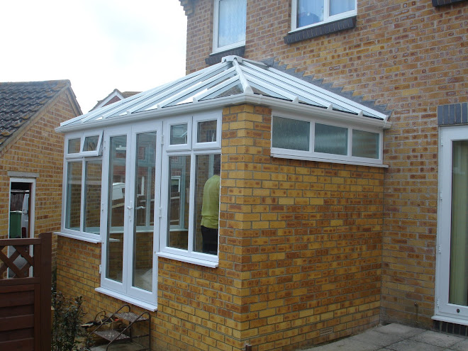 Picture 3 - Completed Conservatory