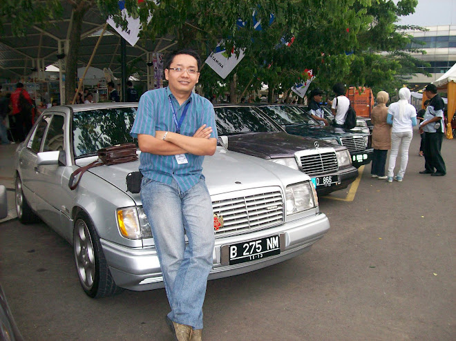 Me with My W124