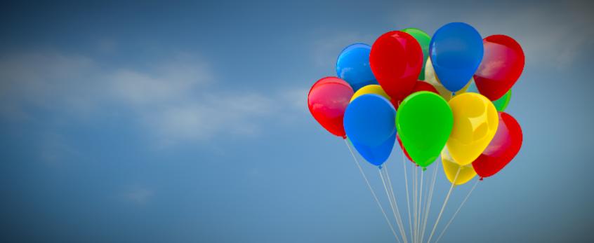 Blender 4d mod liser un bouquet de ballons dans blender 2 5 - Comment degonfler un ballon ...