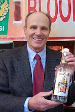 Martin Silver, owner of Star Industries and founder of Georgi Vodka