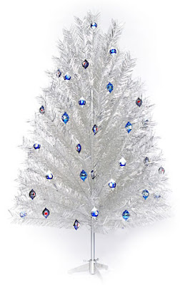 aluminum christmas trees
