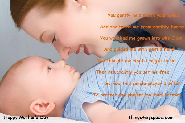 short mothers day poems. mothers day poems from