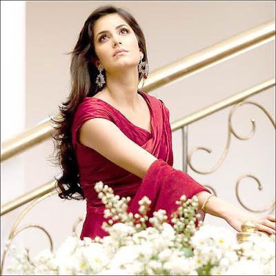 Katrina Kaif Lux Ad