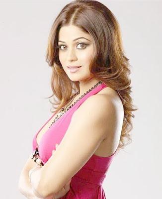 Shamita Shetty Sleeveless Dress