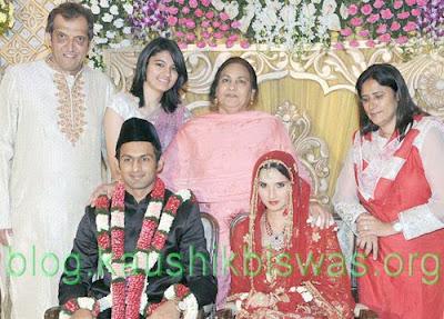 Indian Hot Hot Sania Mirza Wedding