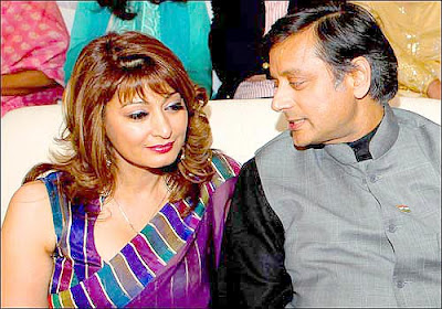 Sunanda Pushkar Photos