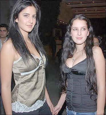 Katrina Kaif Sister Video
