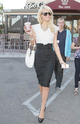 Paris Hilton Coffee Bean