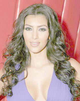 Kim Kardashian Clip