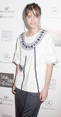 Amanda Peet VIVA LA CURE