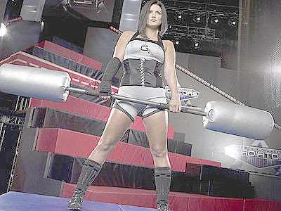 Gina Carano as Crush