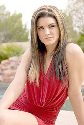 Gina Carano Young