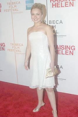 Hayden Panettiere 2004 Tribeca Film Festival