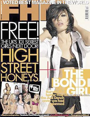 Olga Kurylenko FHM Magazine