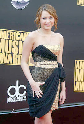 Miley Cyrus AMA 2008