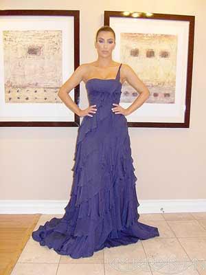 Kim Kardashian The Right Look Pics
