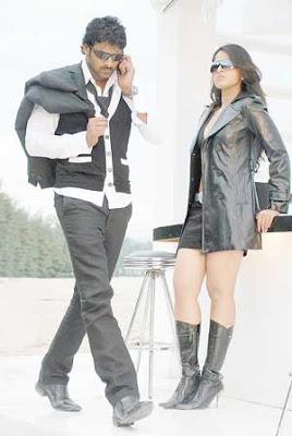 Anushka Billa Telugu Movie Pics
