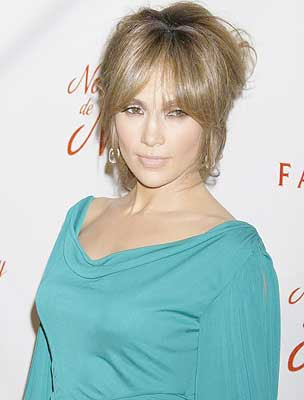 jennifer lopez hair 2009. Jennifer Lopez Hair