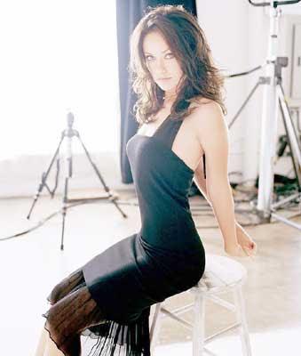 olivia wilde pictures. Olivia Wilde Top Maxim 2009