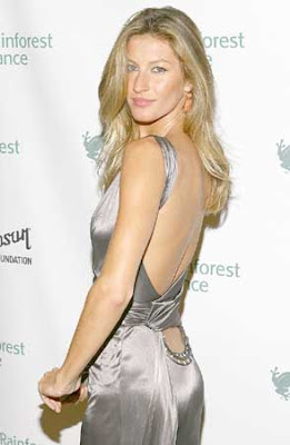 Gisele Bundchen Rainforest Alliance Gala Pictures