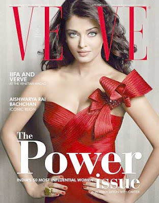 Aishwarya Rai Verve Magazine India June 2009 Pictures
