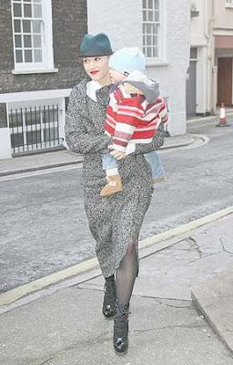 Gwen Stefani Sons