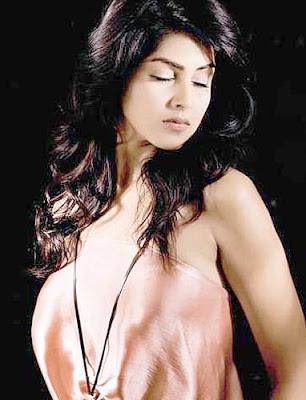 Genelia D'Souza GQ India
