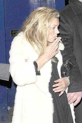 Kate Moss The Box Nightclub