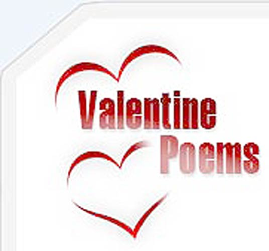 cute poems for valentines day. valentines day poems for him.