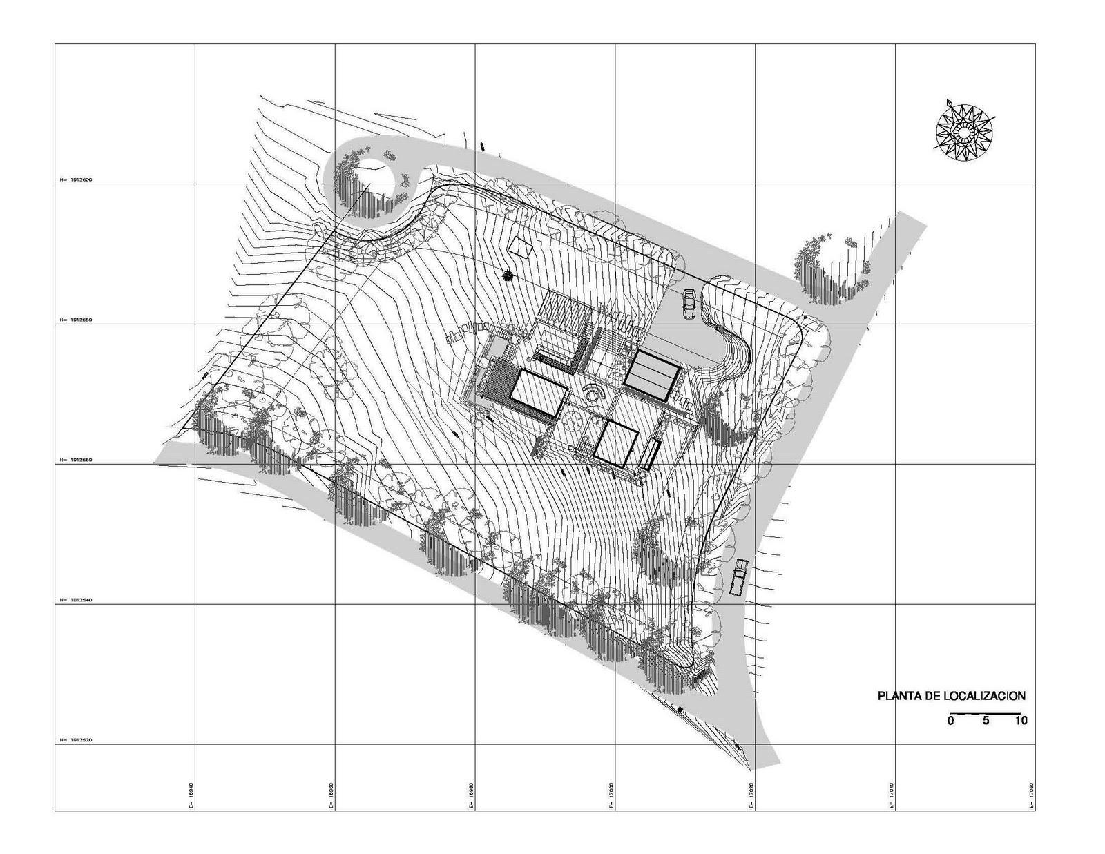 A57 arquitectura en colombia escogimos los materiales for Que es una planta arquitectonica