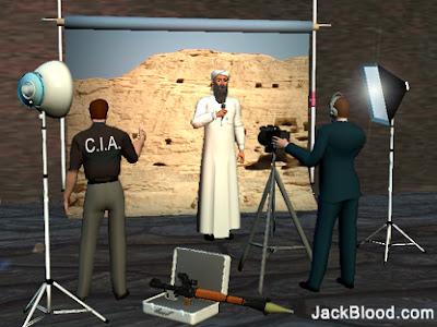 Osama Bin Laden Cia Agent