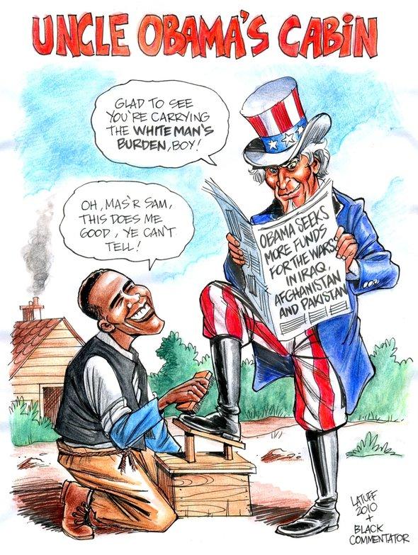 Barack Osama in Ladenski. Osama Bin Laden Taken Out!