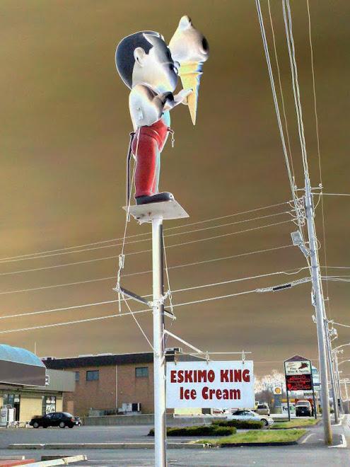 More Signs of Global Warming:  Eskimo Migration