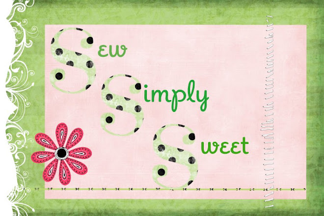 Sew Simply Sweet