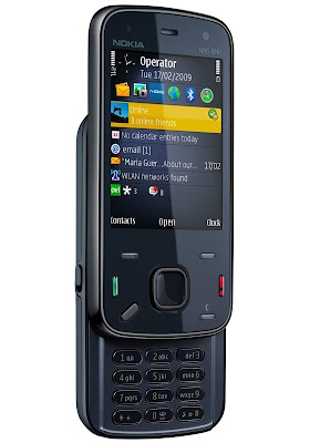 Nokia N86 8MP Smartphone Review, Specs & Price
