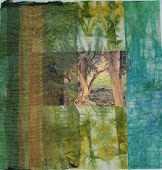 green quilt