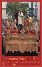 Cartel Oficial de Semana Santa 2010 del Consejo Local