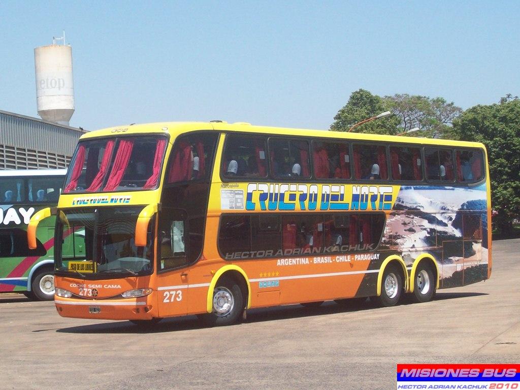 Misionesbus crucero del norte - Microcementos del norte ...