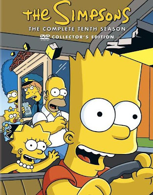 Download Os Simpsons Decima primeira temporada Dublado