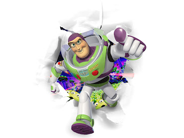#2 Buzz Lightyear Wallpaper